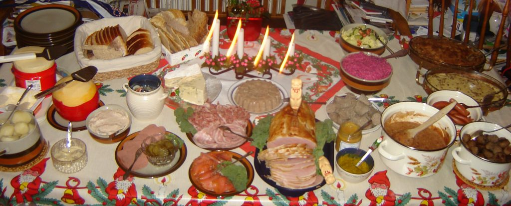 Top 10 International Christmas Dinners