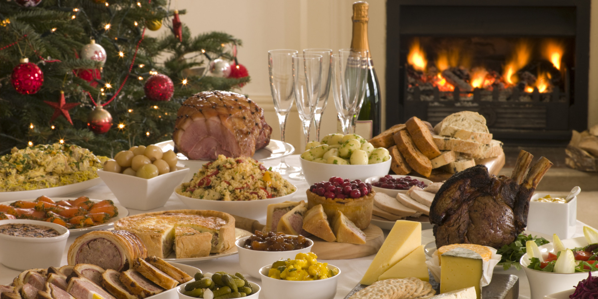 What's Eaten For Christmas Dinner Around The World?