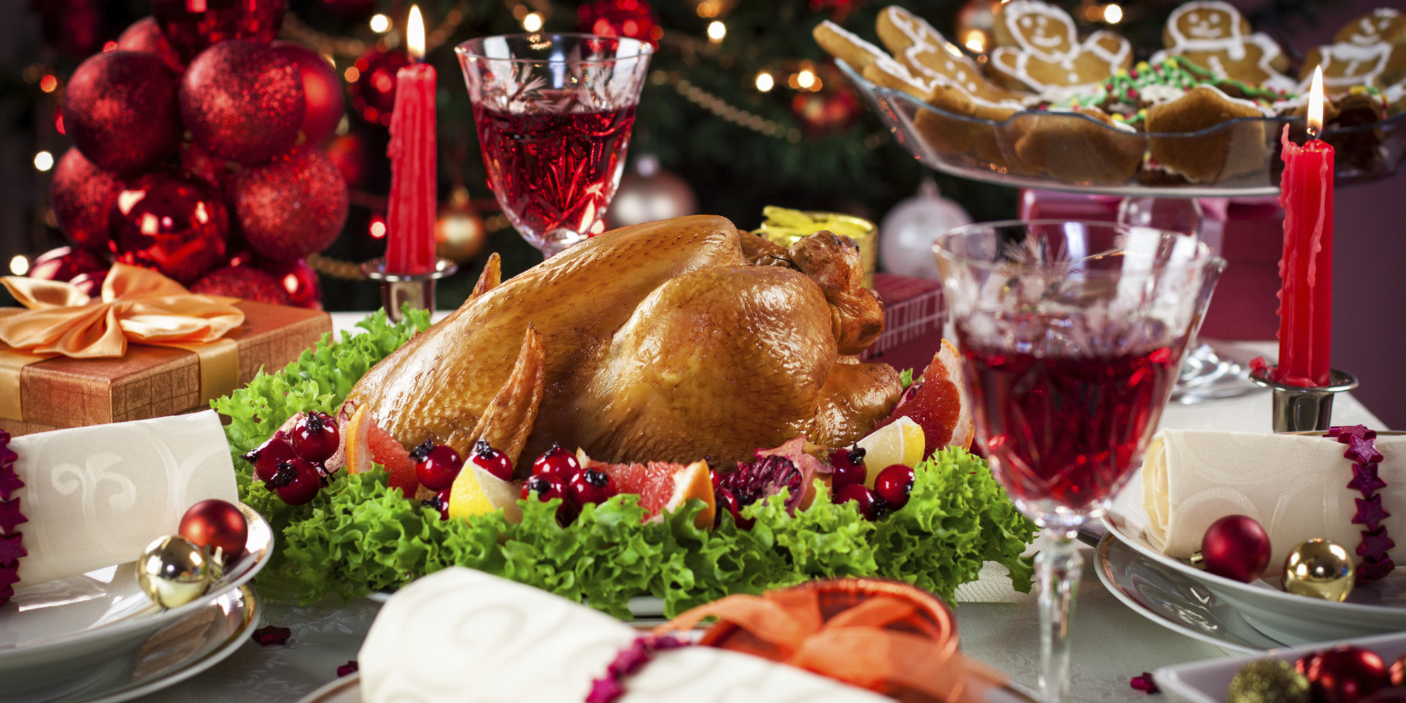 What Christmas Dinner Looks Like Around The World?